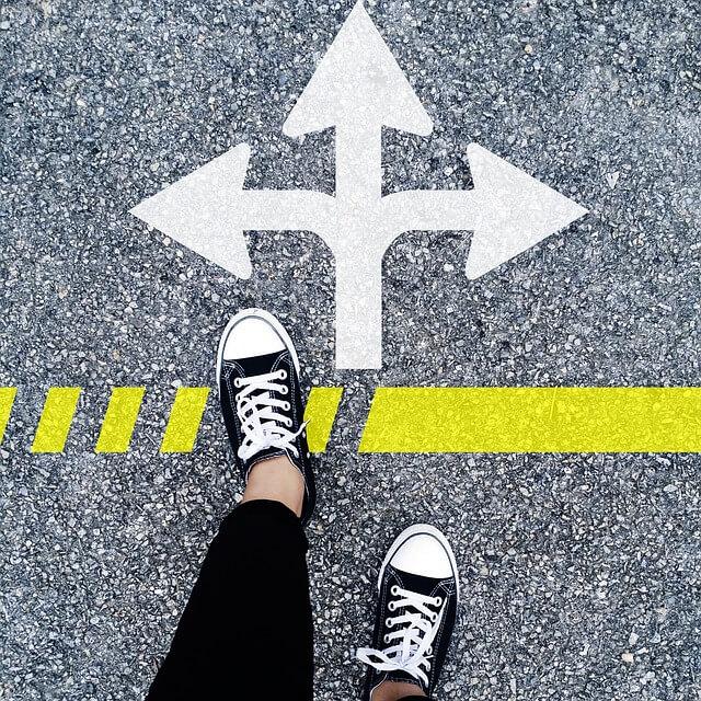 Arvot arjen päätösten tukena