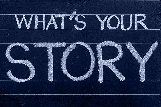 Sinussa on tarina, lue se.