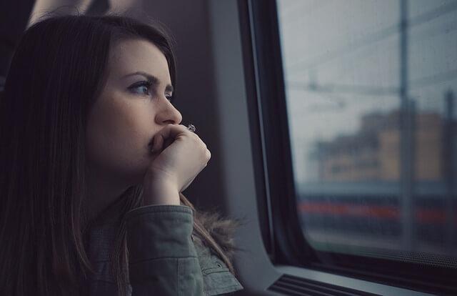 yksinäinen, jätetty