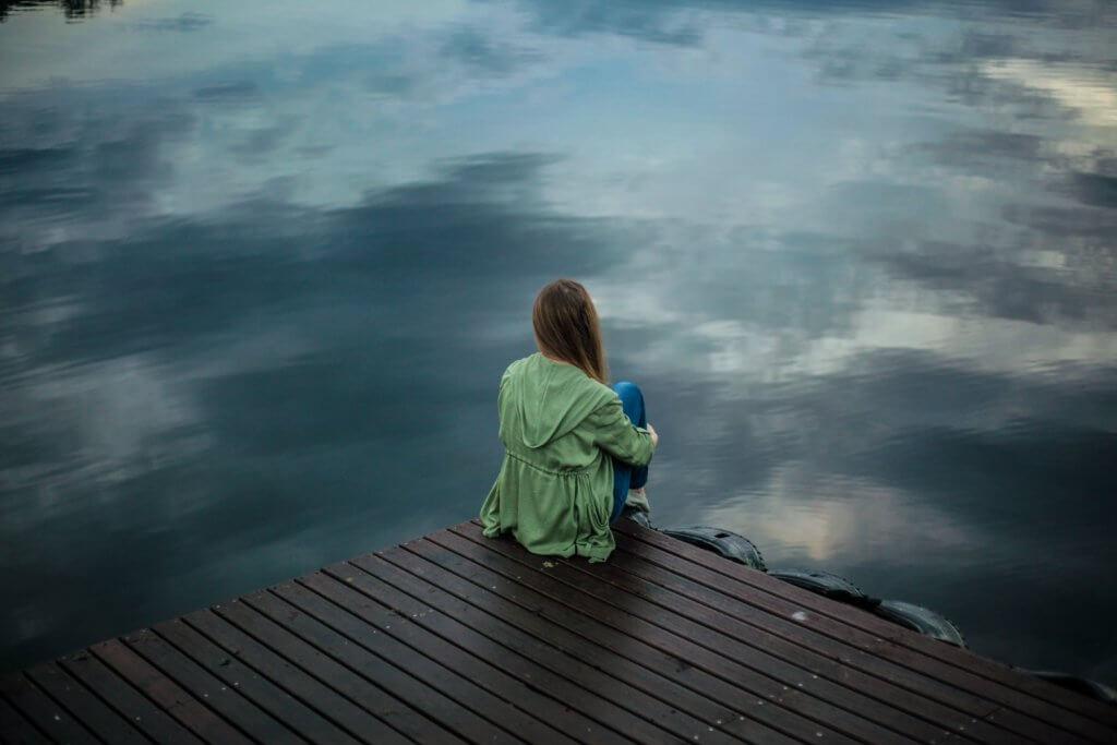 Rakkaudessa huijattu ja tyhjä olo